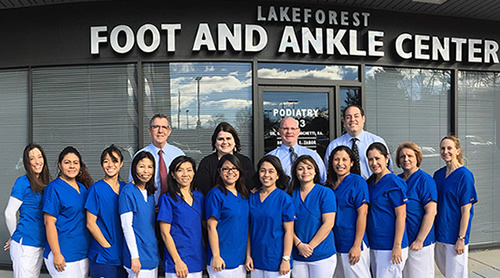 Our Staff - The Foot and Ankle Doctors of Lakeforest