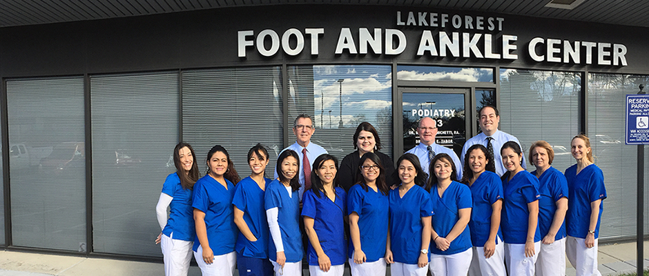 Podiatry Specialists - Foot And Ankle Care Near Rockville MD